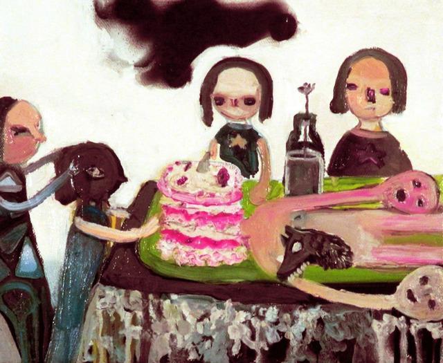 , 'La manipolatore buona,' 2012, Robert Kananaj Gallery