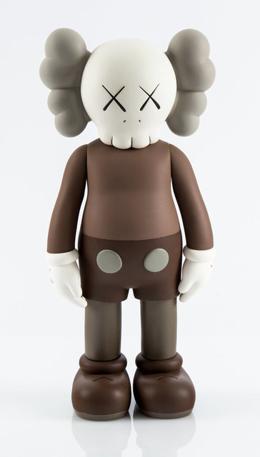 KAWS, 'Five Years Later Companion (Brown)', 2004, Heritage Auctions