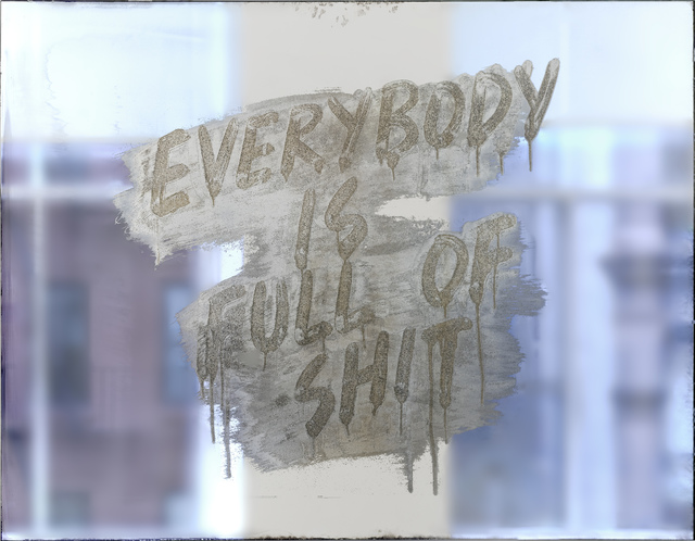 Mel Bochner, 'Everybody Is Full of Shit', 2018, Two Palms