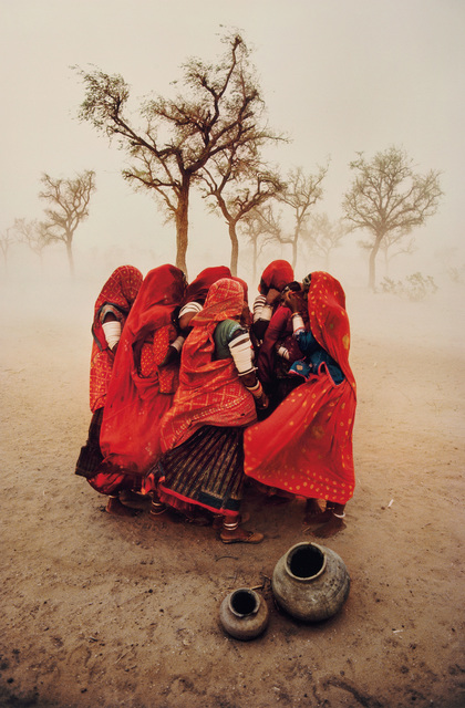 Steve McCurry, 'Dust Storm, Rajasthan, India', 1983, Phillips