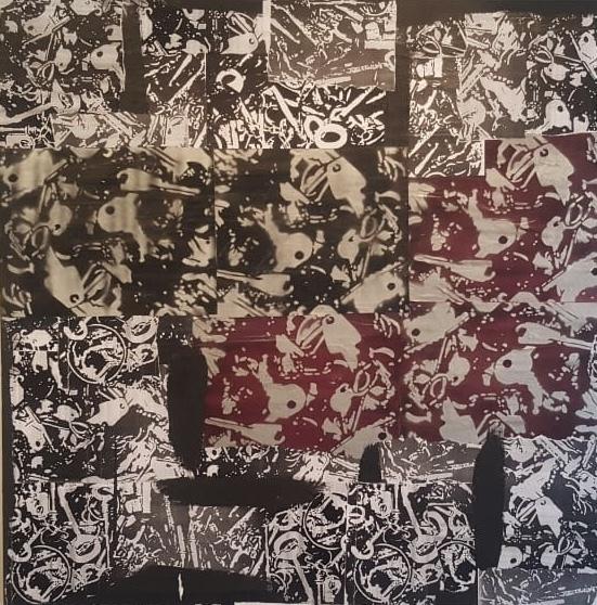 , 'Bwé de Chaves,' 2018, MOV'ART Gallery
