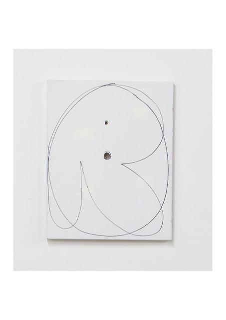 , 'Initials,' 2013, KINMAN