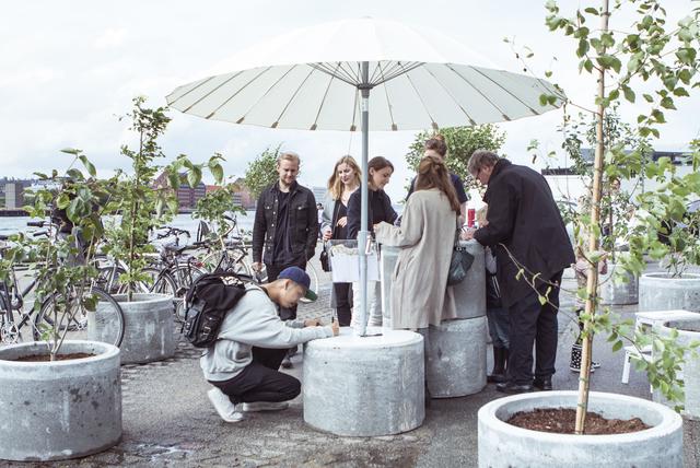 , 'Wish Tree Garden,' 2016, Copenhagen Contemporary