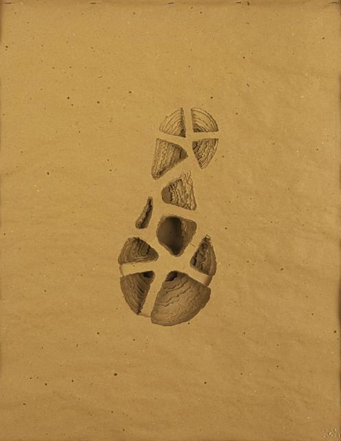 Rolando Deval, 'Ground N. 2', Itineris