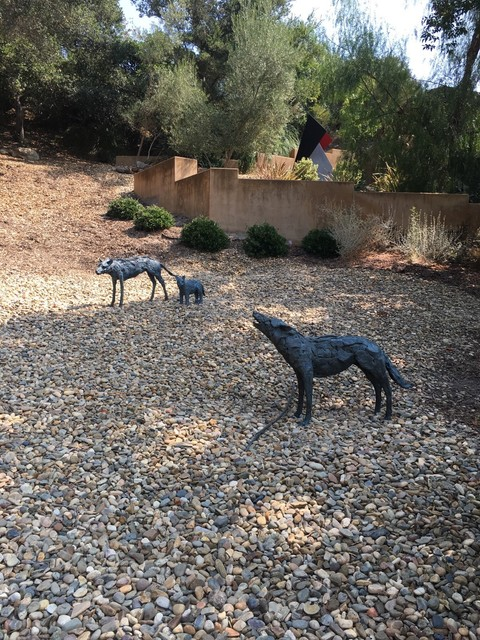 , '[ 12 ] Wolves,' , ÆRENA Galleries and Gardens