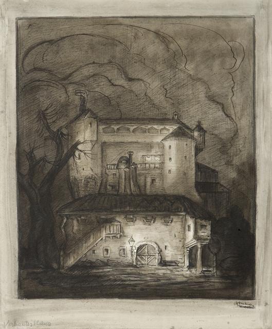 , 'Hodgepodge House,' ca. 1905, W & K - Wienerroither & Kohlbacher