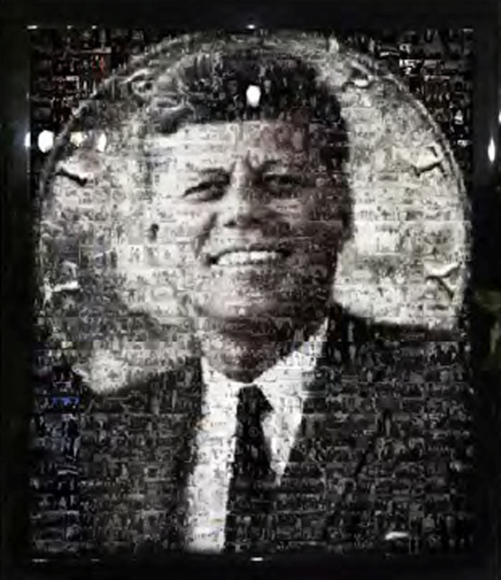", '""JFK"" 2013,' 2013, The La Jolla Gallery"