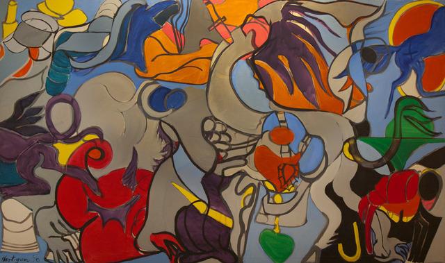 , 'Saint George and the Dragon,' 1970, C. Grimaldis Gallery