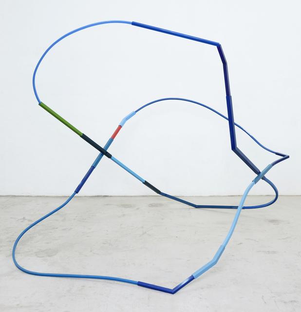 , 'Huckleberries Are Berries But Not All the Berries Are Huckleberries,' 2013, Philipp von Rosen Galerie