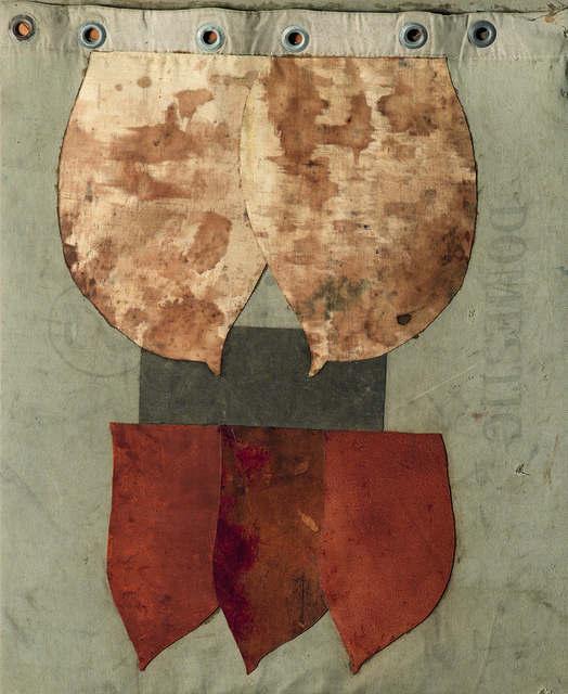 , 'La mucca pazza (Mad Cow Disease),' 1997, Musée d'Art Moderne de la Ville de Paris