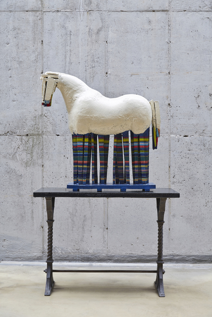 , 'Structure & Forse - Horse,' 2010, Leehwaik Gallery