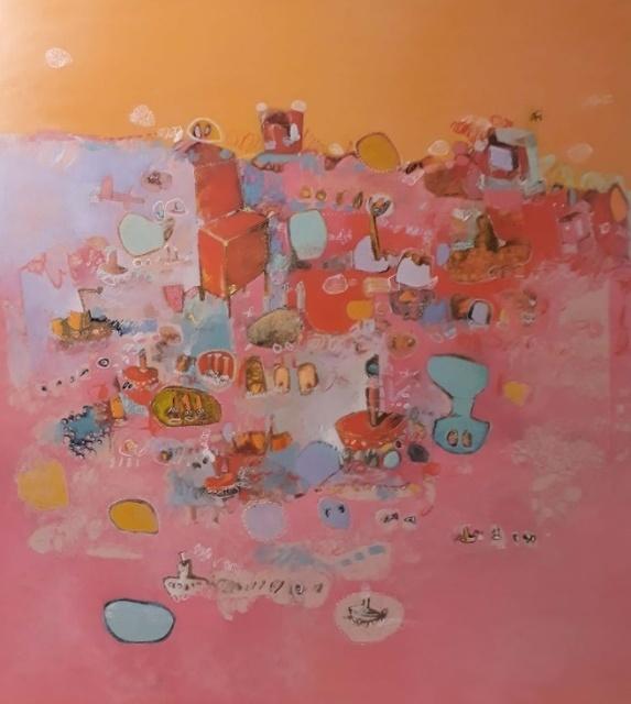 , 'Rosa,' , Ford Fine Art