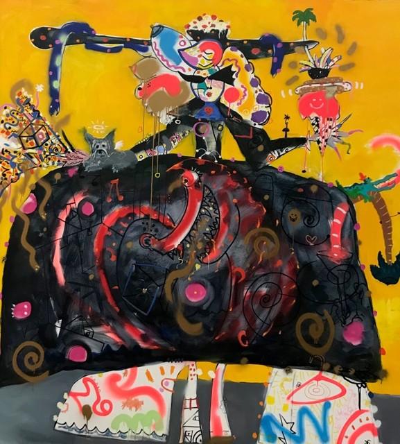 , 'Menina Pop ,' 2014, Biaggi & Faure Fine Art