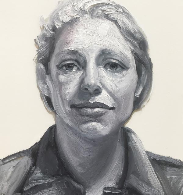 , 'Woman no. 6,' 2019, Nancy Toomey Fine Art