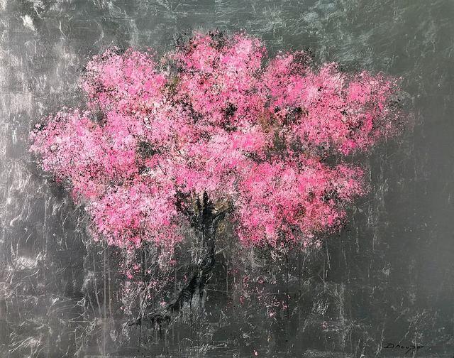 Daniel Hooper, 'The Cherry Blossom', 2019, Canvas Gallery