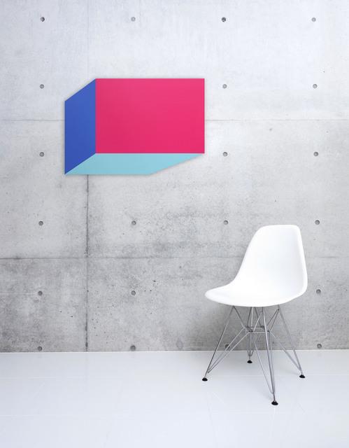 Brent Hallard, 'Boom II (Abstract painting)', 2018, IdeelArt