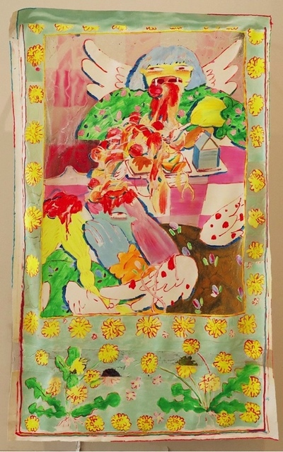 Judy Chung, 'The Rubicon (cafeteria)', 2018, Tatjana Pieters