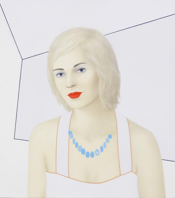 , 'Blue Necklace,' 2013, Andréhn-Schiptjenko