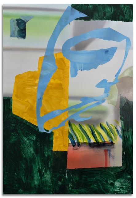 , '5/17 (Haus im Wirbel),' 2017, arToxin