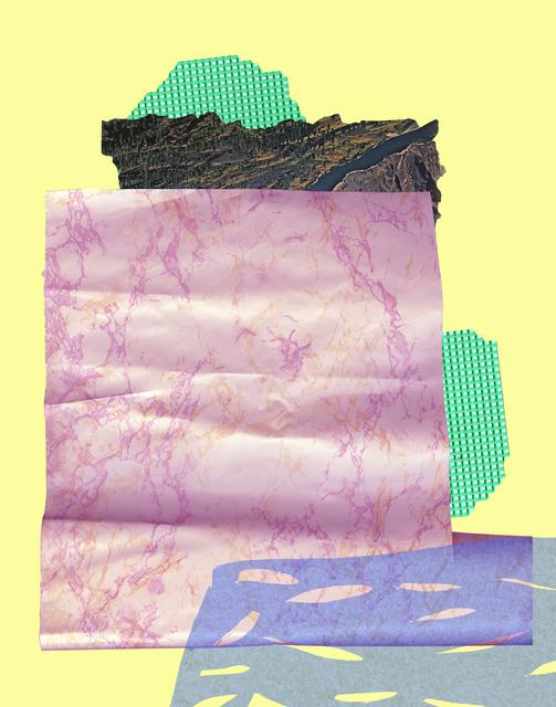 , 'Cactus Wave ,' 2015, ROCKELMANN  &