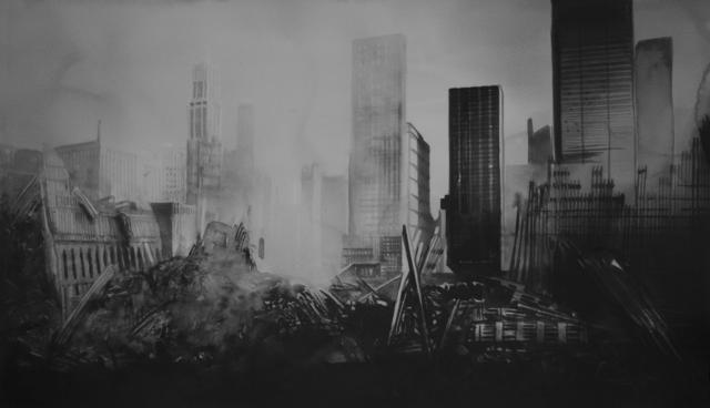 Radenko Milak, 'New York, 2001', 2019, L'agence à Paris