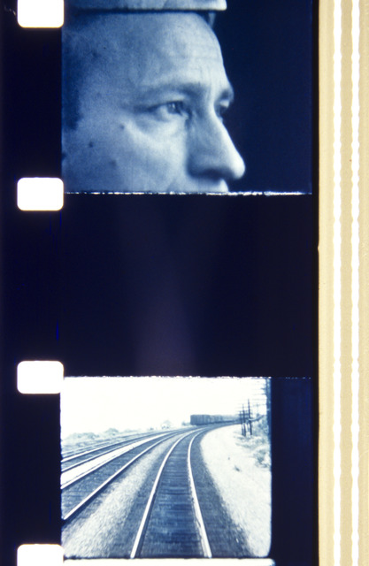 , 'Jonas,from the train in Avignon, 1966,' 2013, Deborah Colton Gallery
