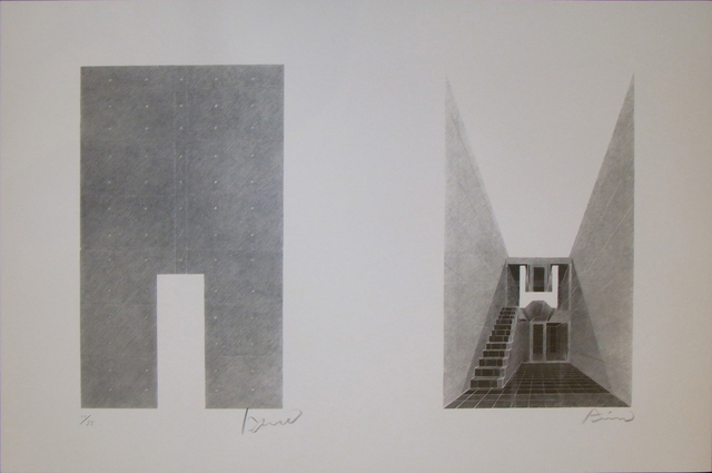 Tadao Ando, 'Tadao Ando Prints 1998', 1998, Watanuki Ltd. / Toki-no-Wasuremono