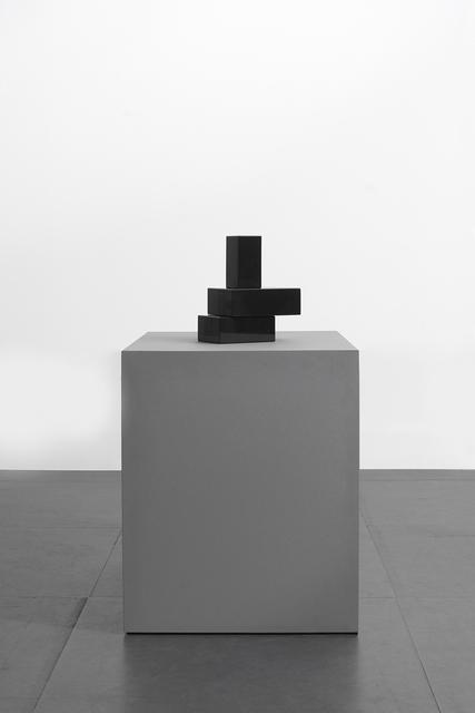 , 'Orders (Blok E),' 2016, Parafin