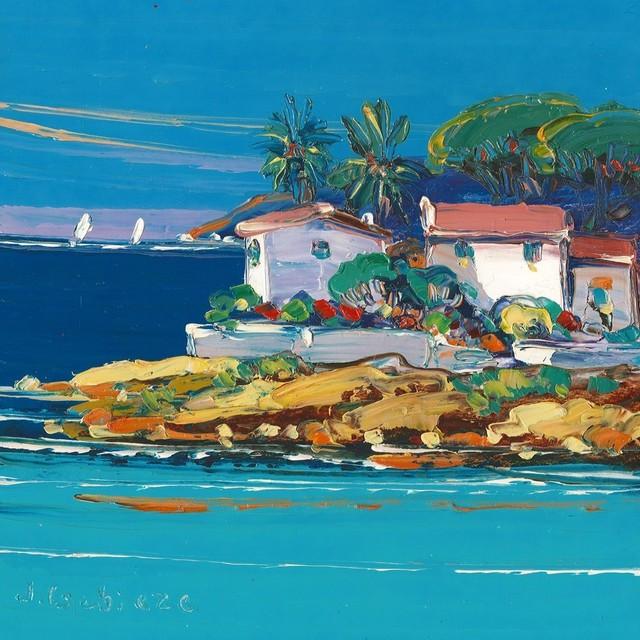 , 'Crique à Cap Corse,' 2016, Carre D'Artistes