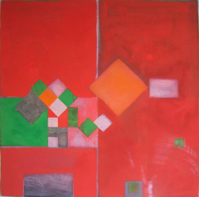 , 'Lilac Edge,' 1970, Waterhouse & Dodd