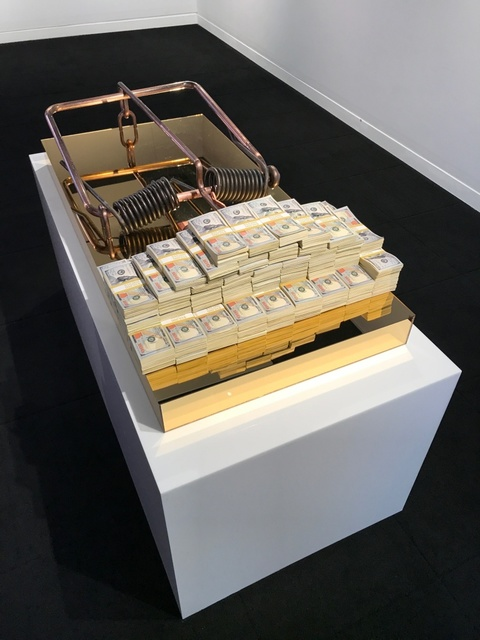 , 'Money Trap,' 2016, Art Angels