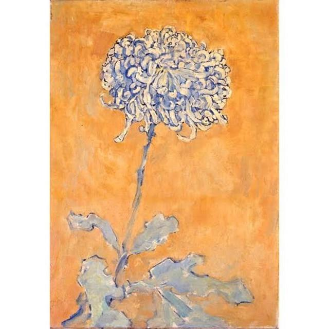 , 'Chrysanthemum,' 1909, Grob Gallery