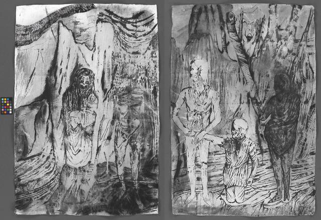 , 'Jüngstes Gericht,' 2010, Micheko Galerie