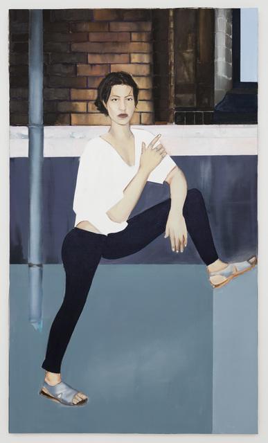 , 'DINA - DETERMINATED DIVA,' 2016, Andersen's Contemporary