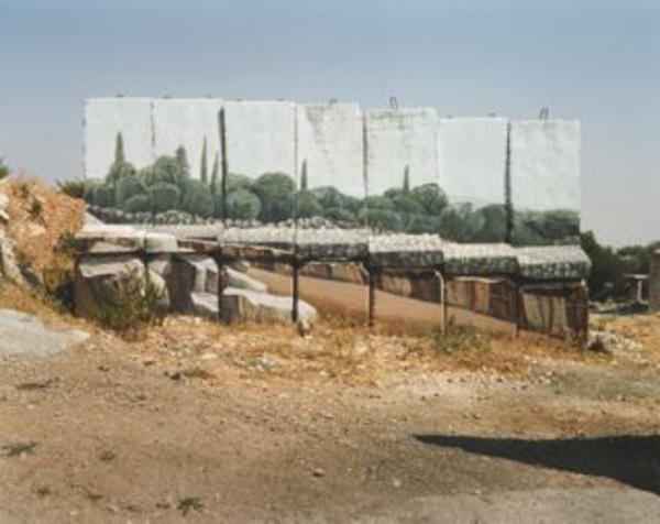 , 'Bus Stop, Jerusalem, Israel, 2004,' 2004, Galerie Julian Sander