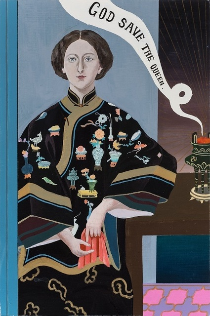 , 'God Save the Queen 天佑女皇,' 2018, Star Gallery