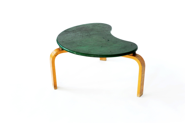 , 'Crescent Floor Table,' 20th Century, kinder MODERN
