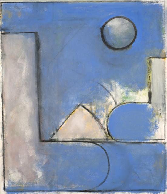 , 'Egypt Blue,' 2015, G. Gibson Gallery