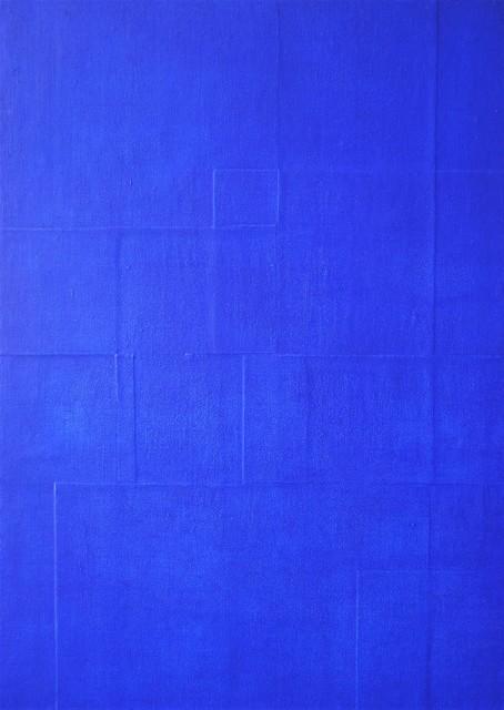 Tineke Porck, 'Blue Boundaries', 2019, O-68