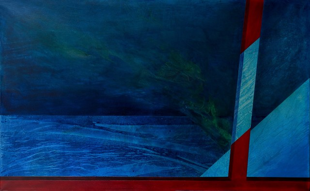 Jaime Romano, 'Augurios 2 ', 2020, Painting, Acrylic on canvas, Biaggi & Faure Fine Art