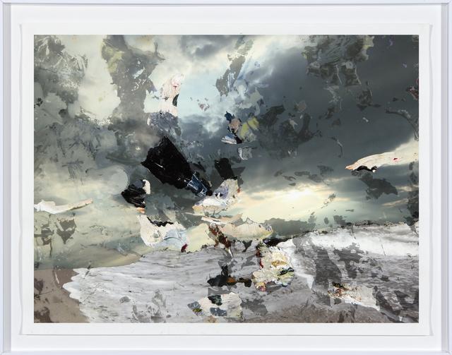 , 'Descent into liquid moonbeam,' 2018, Sulger Buel Gallery