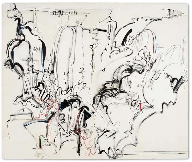 , 'Below the Falls,' 2014, Walter Wickiser Gallery