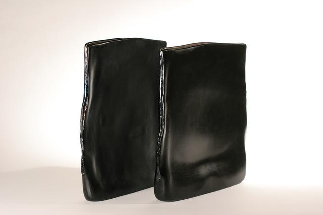 , 'Black diptych,' 2005, Ippodo Gallery