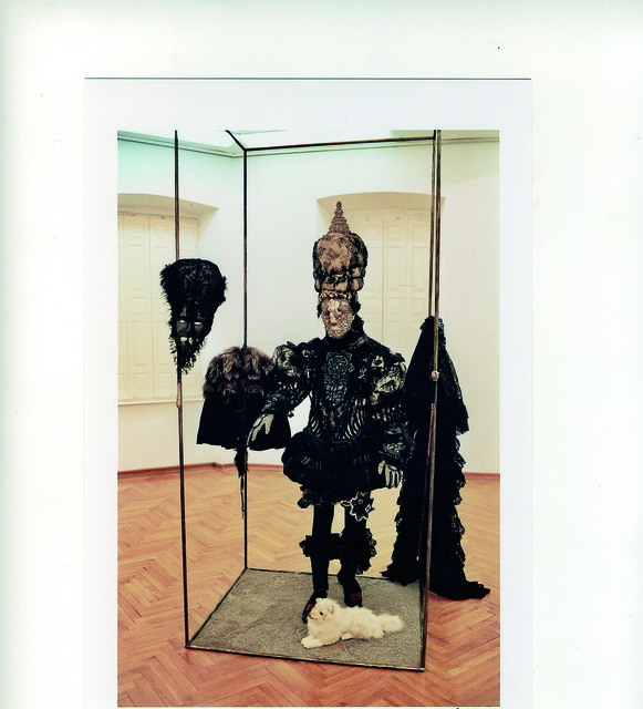 SRĐAN VUKČEVIĆ, 'The Youth of Johann Wolfgang Goethe', 1995, Museum of Modern Art Dubrovnik