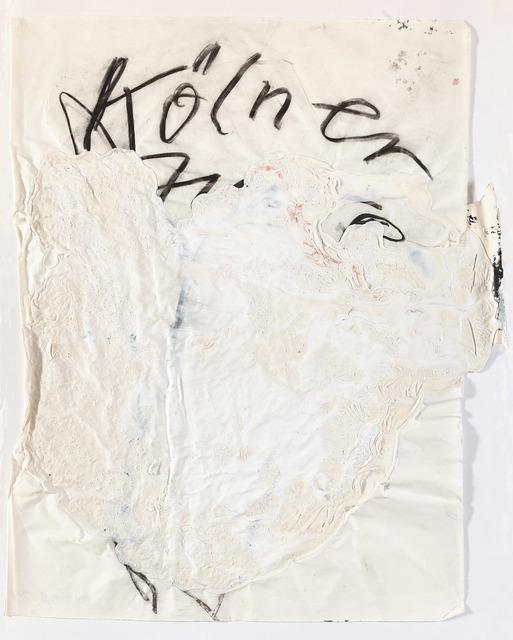 , 'Untitled ,' 1994, Galerie Klaus Gerrit Friese