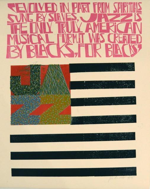 , 'The American Musical Form,' 1995, Waterhouse & Dodd