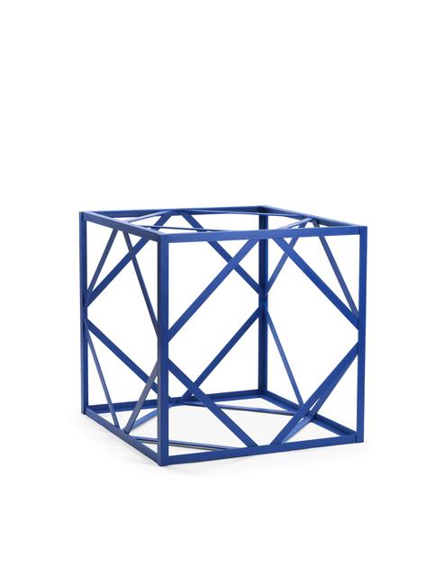 , 'Blue Cube,' 1968–2015, Rossi & Rossi