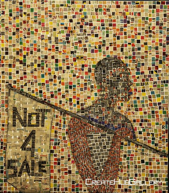 Ronex Ahimbisibwe, 'Not 4 Sale', 2016, AKKA Project