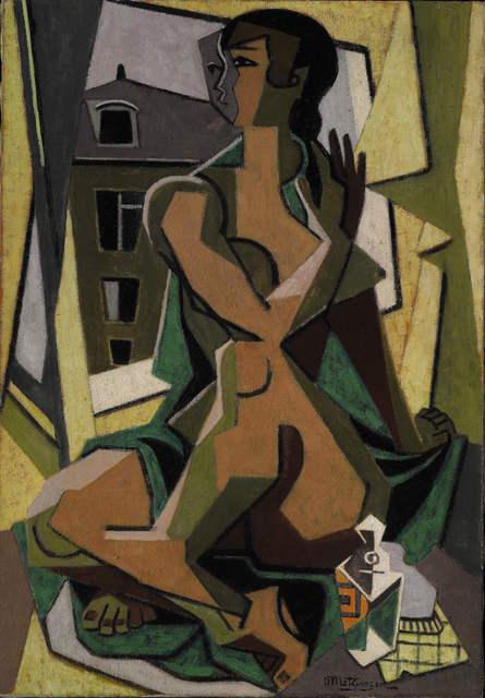 , 'Femme au flacon assise à la fenêtre,' , BAILLY GALLERY