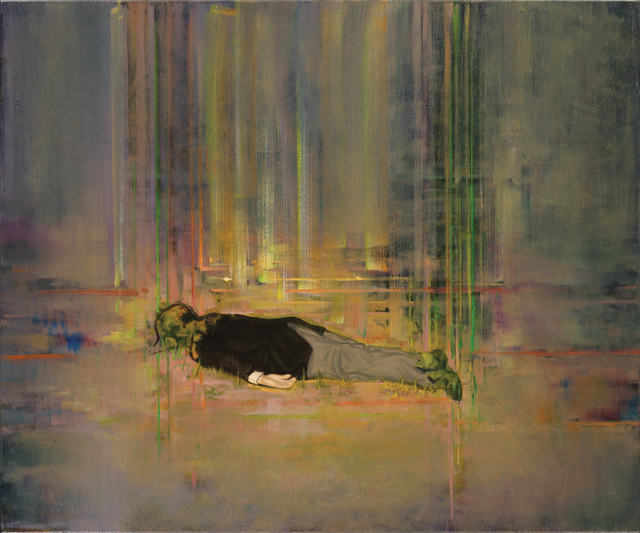 , 'Planking and Hidden,' 2011, Federico Luger (FL GALLERY)